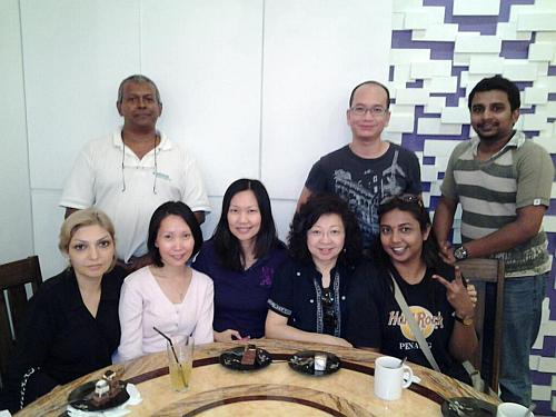 GTG Learning group